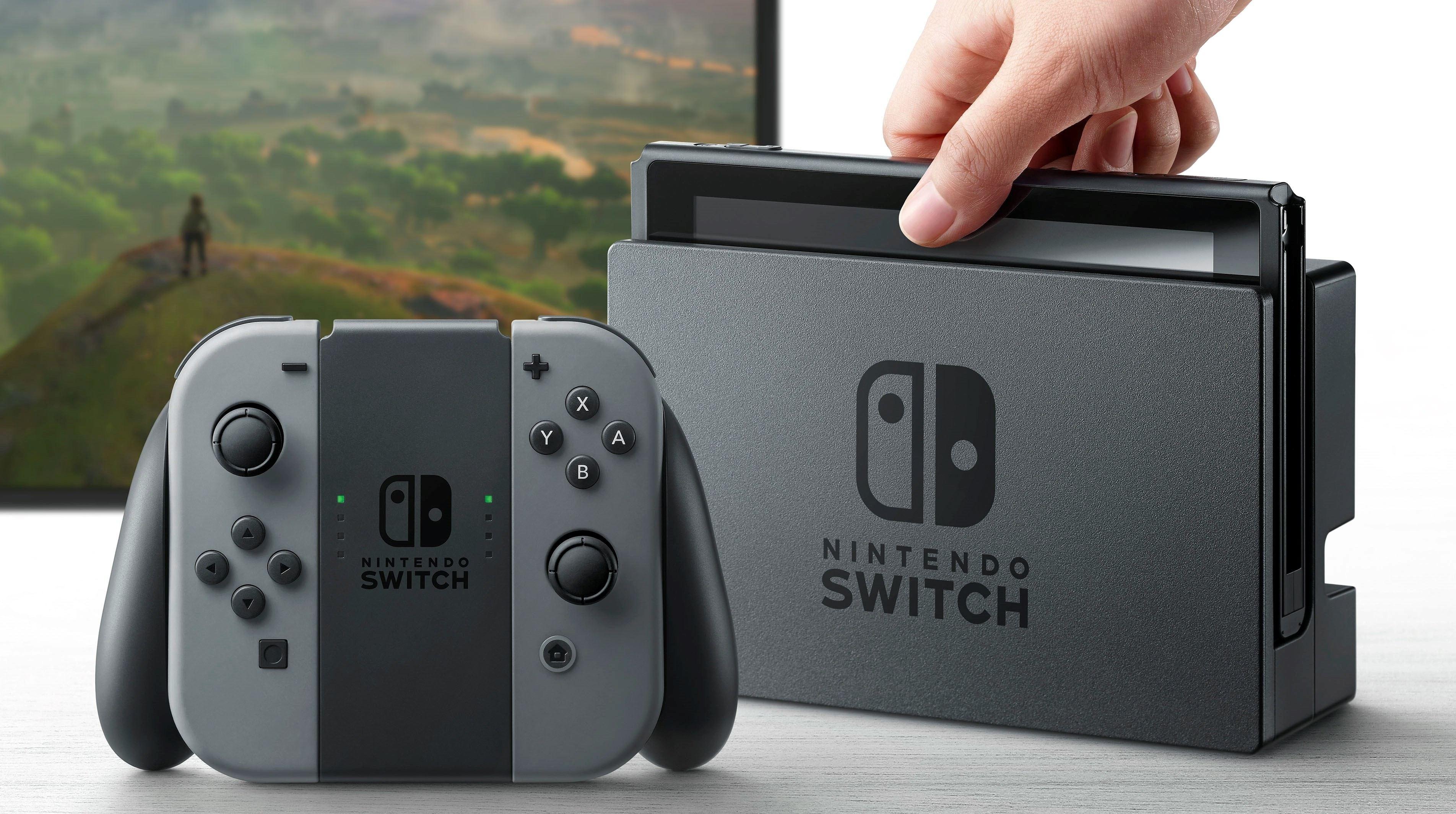 Nintendo Switch: Hardware-Specs und weitere Details geleakt?