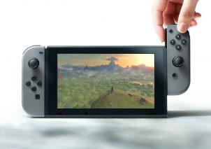 Nintendo Switch aka Nintendo NX