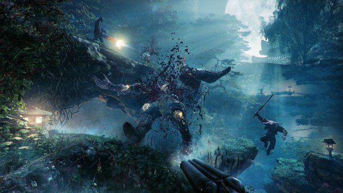 Shadow Warrior 3: Blutige Action im offiziellen E3-Trailer