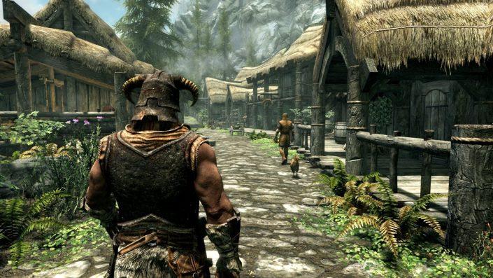 Skyrim: Kann auf PS5 durch eine Mod in 60 fps gespielt werden