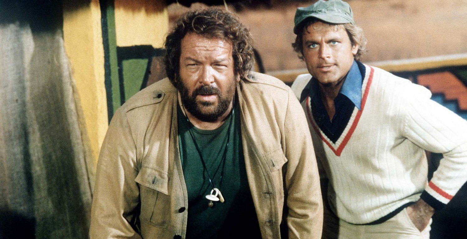 Slaps and Beans: Brawler mit Bud Spencer & Terence Hill angekündigt