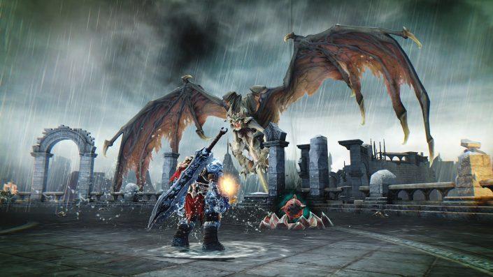 Darksiders: 4K-Update für die Remaster-Versionen der ersten beiden Teile