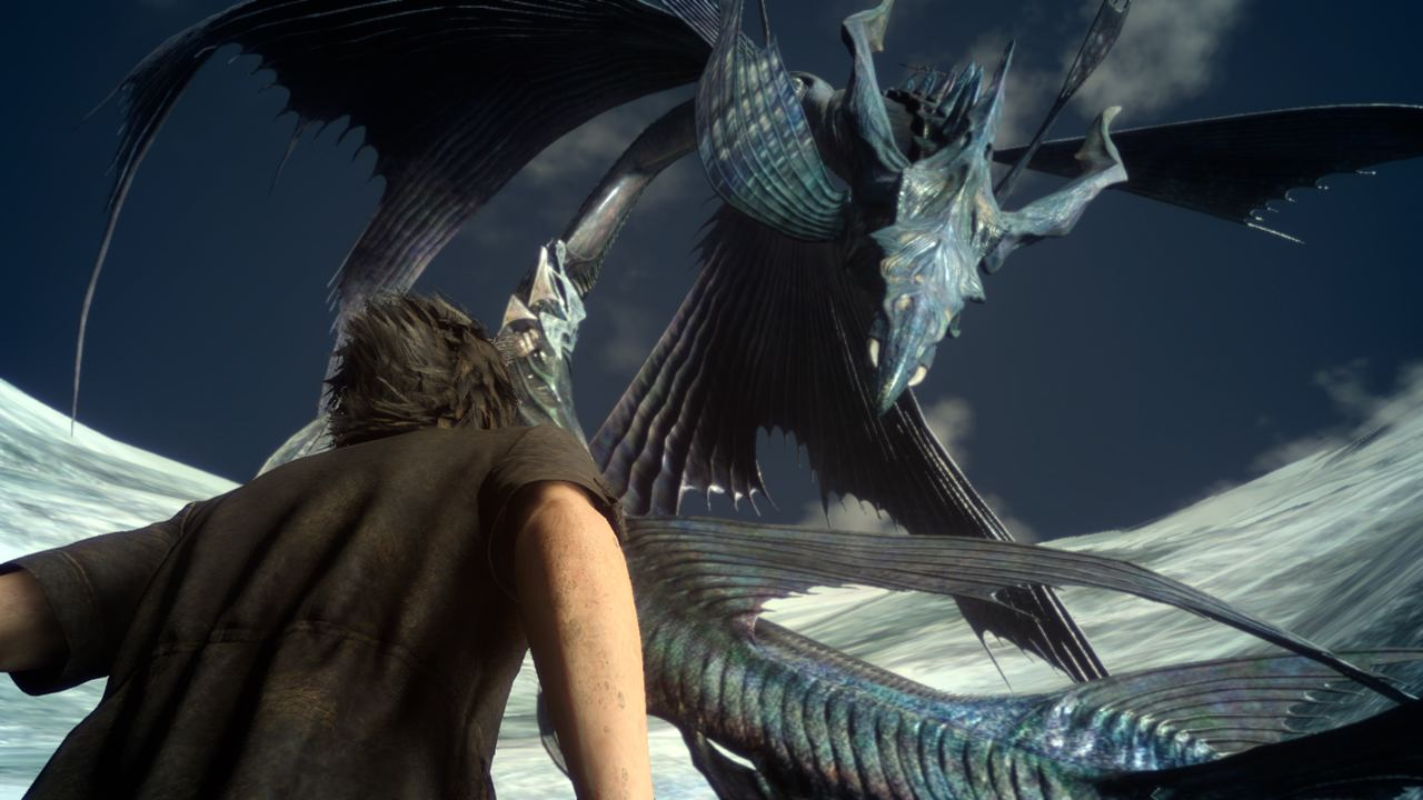 Final Fantasy XV - Day One Patch enthält Updates & Extras