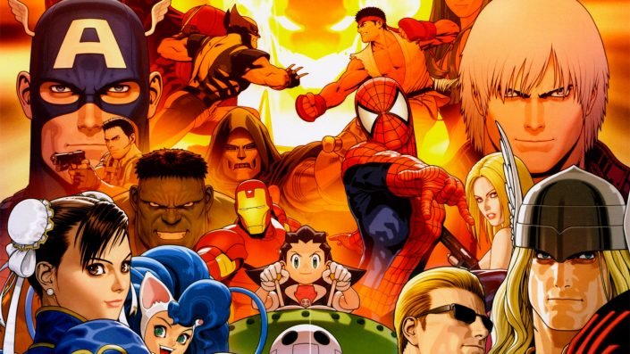 Marvel vs. Capcom 2: Digital Eclipse möchte den Klassiker zurückbringen