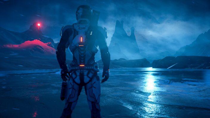 Mass Effect Andromeda Schluss Mit Den Ladezeiten Auf Dem Schiff