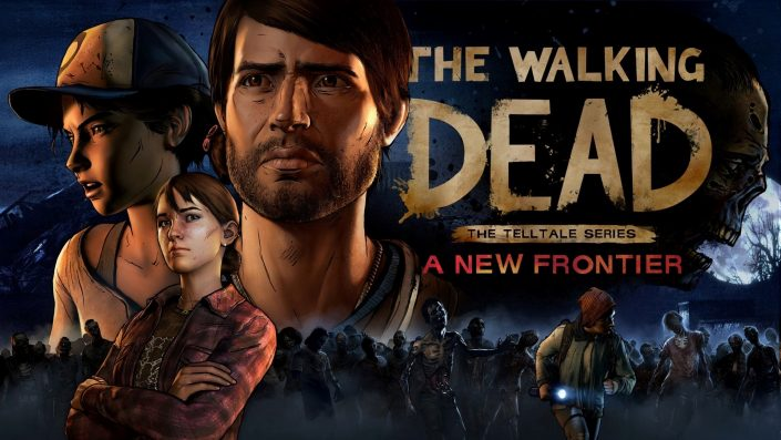 The Walking Dead: A New Frontier – Launch-Trailer und Screenshots zur dritten Staffel