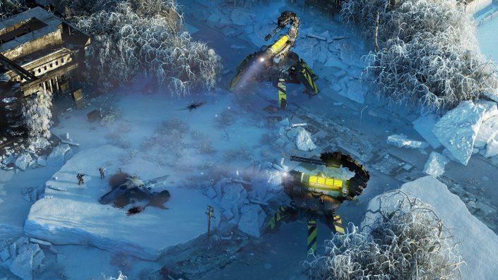 Wasteland 3: Kampfsystem, Charakter-Entwicklung und mehr beleuchtet
