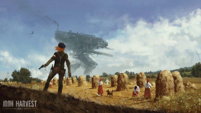 Iron Harvest: Kickstarter-Kampagne endet mit 1,5 Millionen US-Dollar