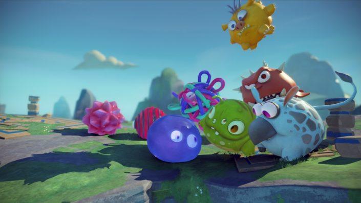 De-Formers: Neue Videoreihe erklärt die Spielmechaniken, Infos zu technischen Details und PS4 Pro-Support