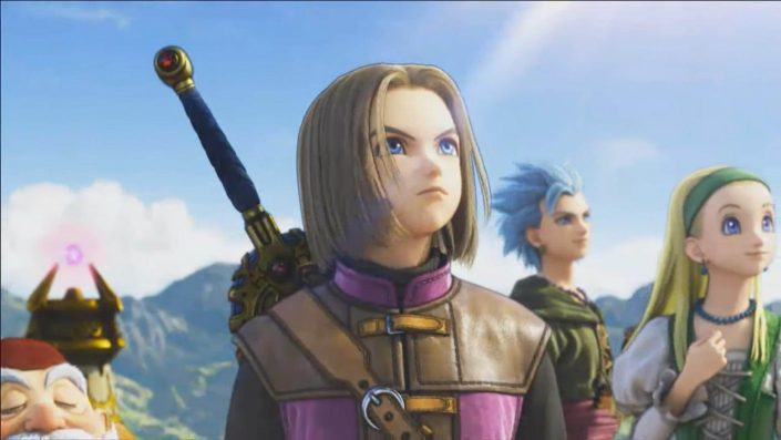 Dragon Quest XI S: Demo mit neuen Features und Trailer veröffentlicht