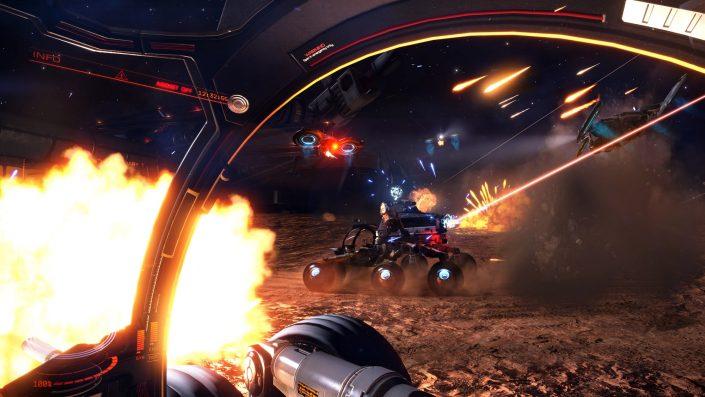 PlayStation Store: Neuerscheinungen der Woche ink. Elite Dangerous und Arizona Sunshine
