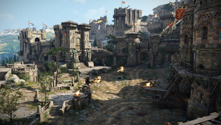 Citadel Forged with Fire: Forsaken Crypts Trailer gibt neue Einblicke