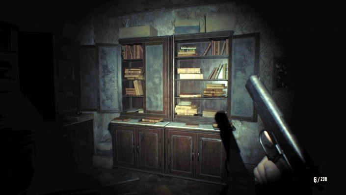 Resident Evil 7: Versteckte Räume in der Demo gefunden