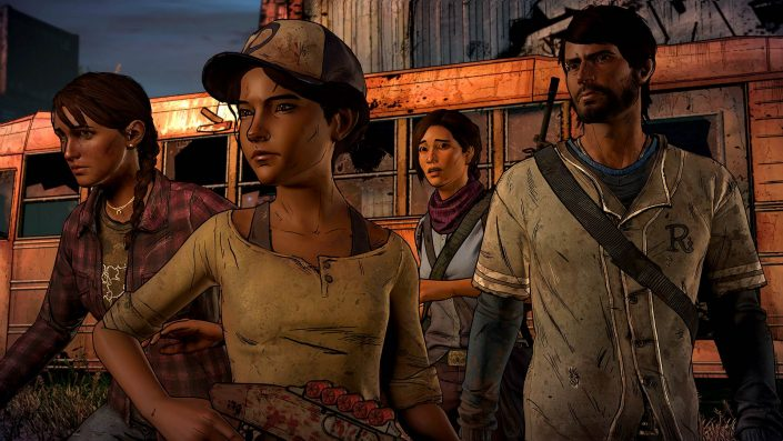 The Walking Dead: Fünfte Staffel geplant? Das sagt Skybound Games