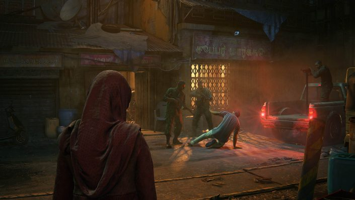 Uncharted 4: Multiplayer-Update bringt Uncharted: The Lost Legacy-Inhalte