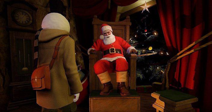 Frohe Weihnacht: PLAY3.de wünscht ein frohes Fest und erholsame Feiertage!