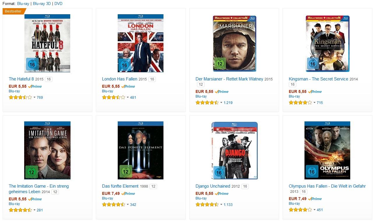 Amazon Filme 10 Fuer 50 Play3de