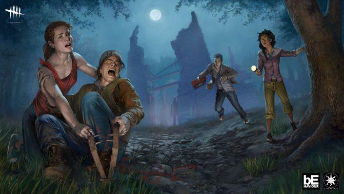 Dead by Daylight: Nightmare Edition beim ESRB entdeckt