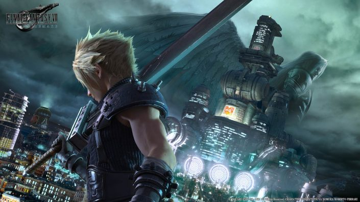 Final Fantasy VII: New releases planned for different spin-offs?