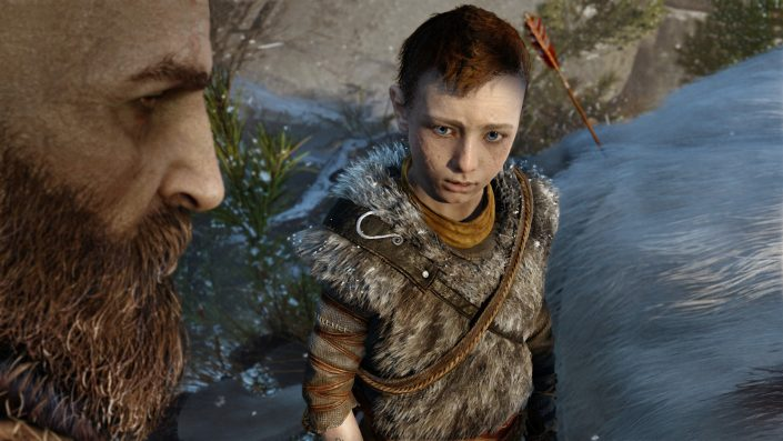 God of War: Kratos' Sohn hat einen Namen bekommen