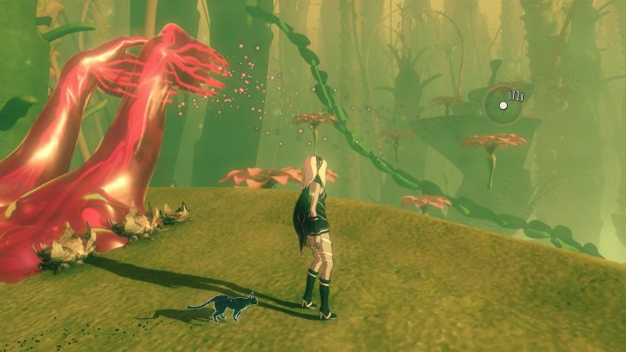 Gravity Rush 2 - PS4 Screenshot 03