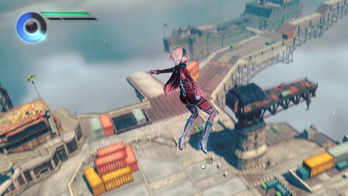 Gravity Rush 2 - PS4 Screenshot 05