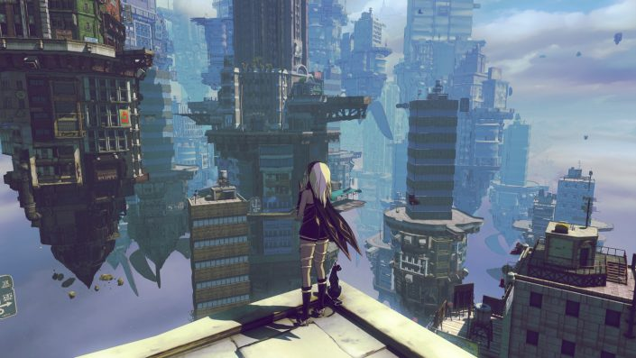 Gravity Rush 2 - PS4 Screenshot 07