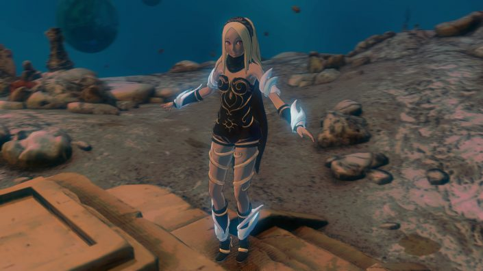 Gravity Rush 2 - PS4 Screenshot 09