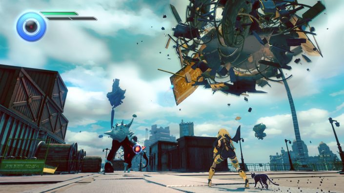Gravity Rush 2 - PS4 Screenshot 14