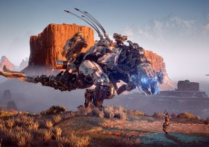 Horizon Zero Dawn 11