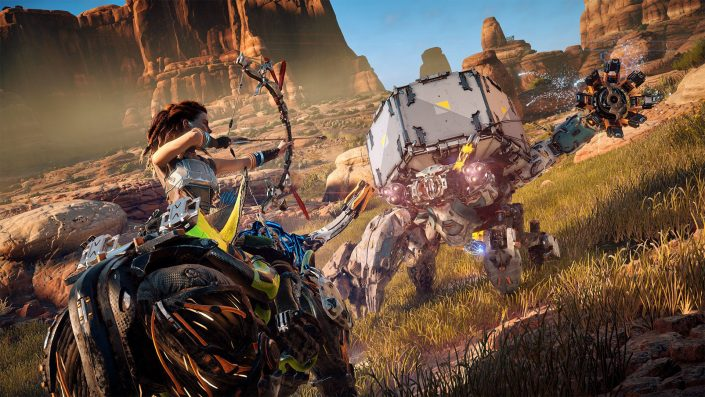 Horizon Zero Dawn 16