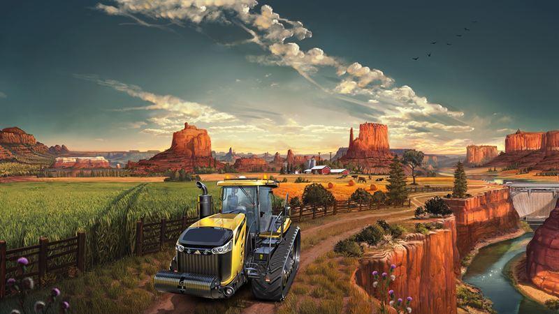 Landwirtschafts-Simulator 18: Für PS Vita angekündigt