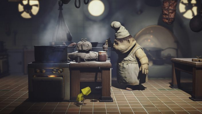 Action und Horror: TV-Serien zu Sly Coooper und Little Nightmares in Planung