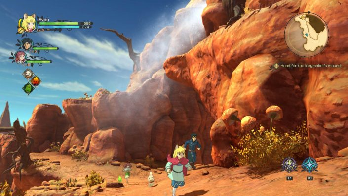 Ni No Kuni 2 Revenant Kingdom - Bild 2