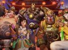 Overwatch - chinesisches Neujahr - Jahr des Hahns (1)