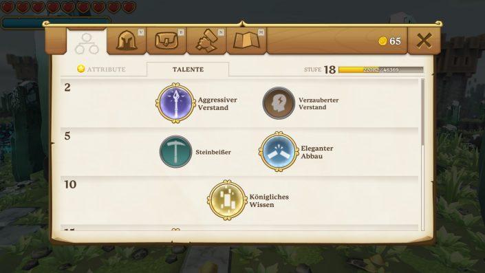 Portal Knights - PS4 Screenshot 03