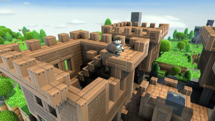 Portal Knights - PS4 Screenshot 04