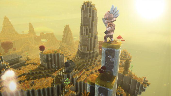 Portal Knights - PS4 Screenshot 07