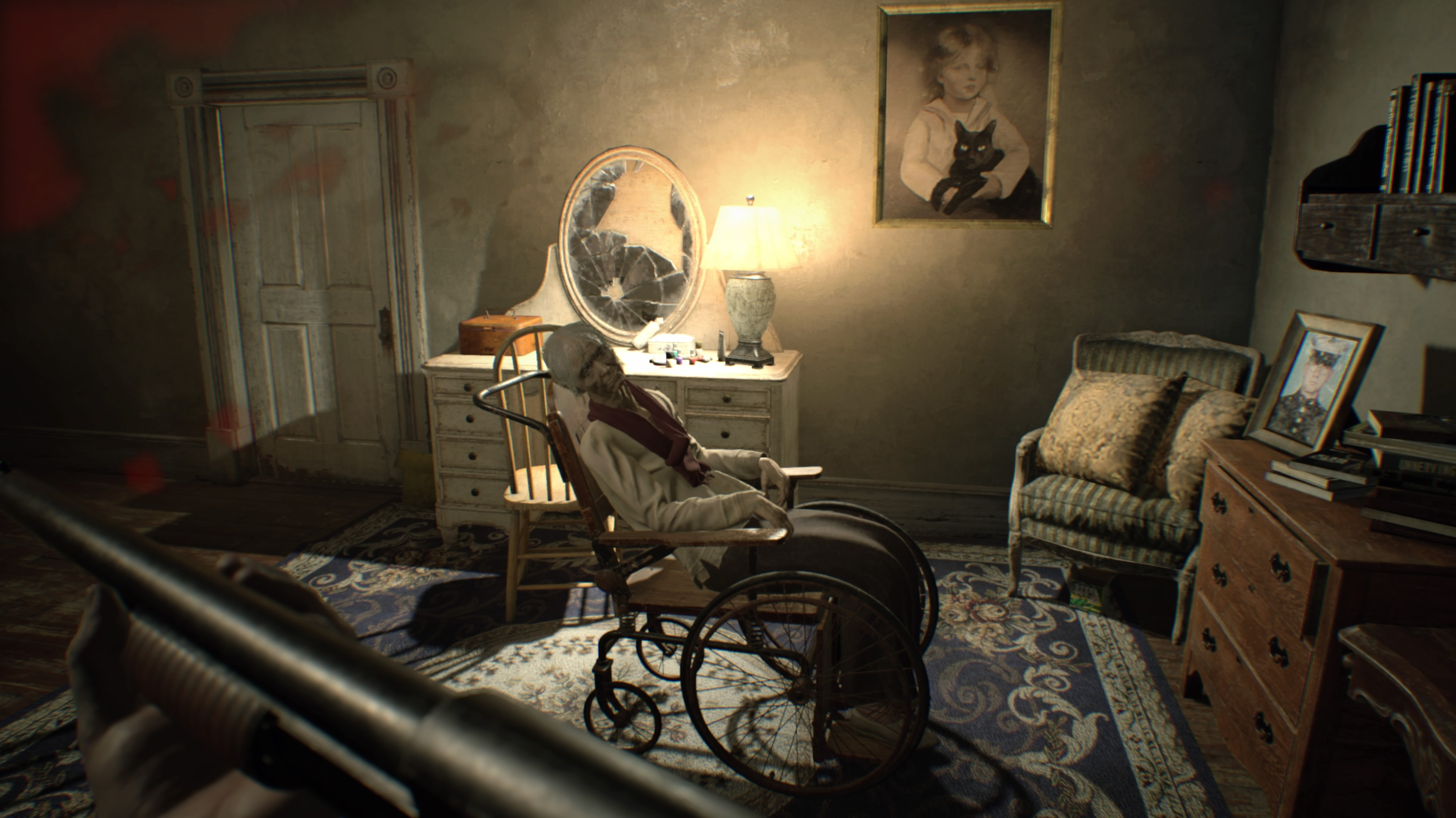 how to play resident evil 7 in 1920