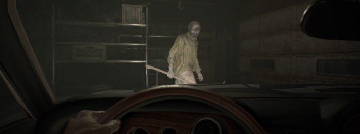 Resident_Evil_7_Komplettlösung_Daddy_Auto