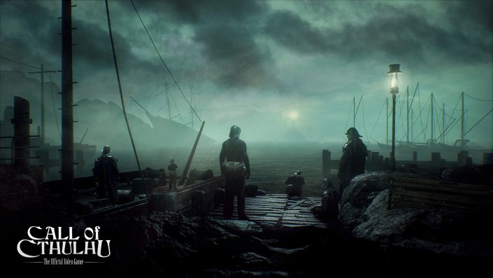 Call of Cthulhu - PS4 Screenshot 05
