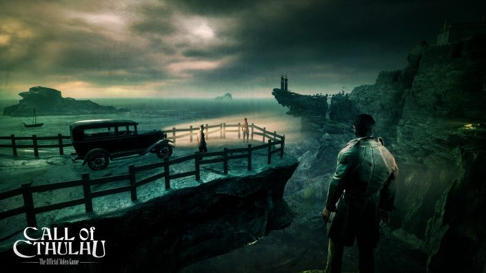 Call of Cthulhu - PS4 Screenshot 07