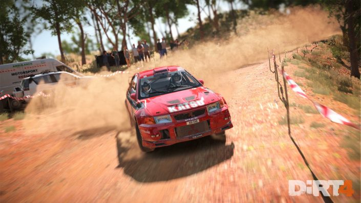 Dirt 4 - PS4 Screenshot 02