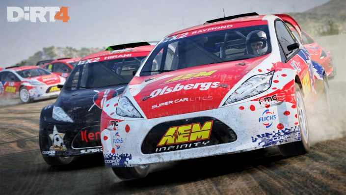Dirt 4 - PS4 Screenshot 04