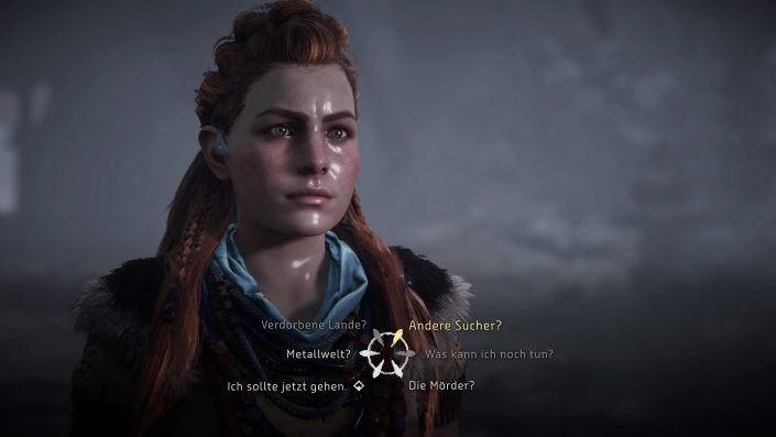 Horizon Zero Dawn - PS4 Screenshot 05