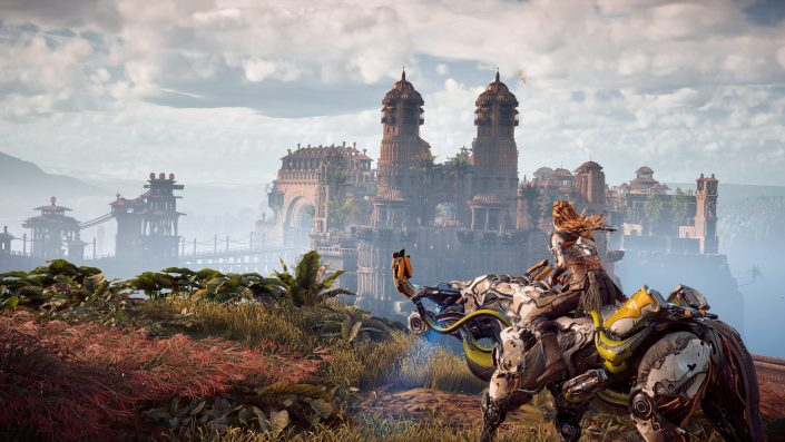 Horizon Zero Dawn - PS4 Screenshot 08
