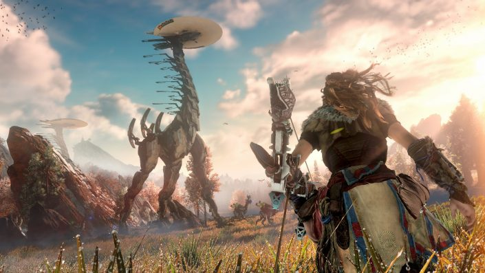 Horizon Zero Dawn - PS4 Screenshot 12