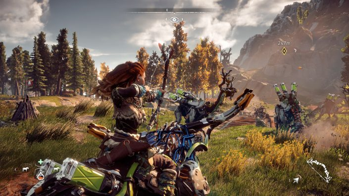 Horizon Zero Dawn - PS4 Screenshot 13