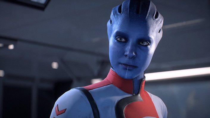 Mass Effect Andromeda Game Of Thrones Star Natalie Dormer Ist Der