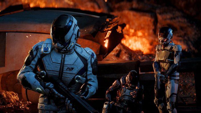 Mass Effect: Laut BioWare noch viel ungenutztes Material und viele Geschichten zu erzählen